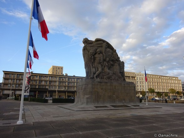 Le Havre World War Memorial