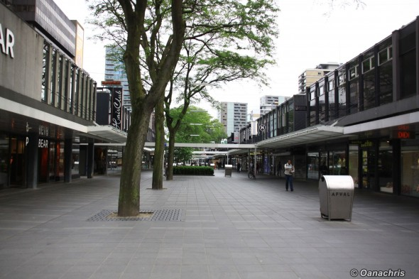 Rotterdam shopping area