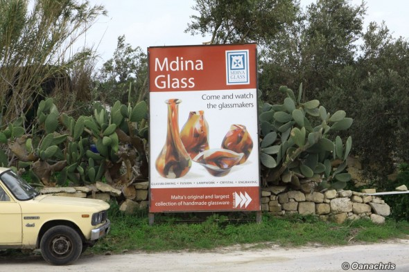 Mdina Glass factory - Ta Qali Craft Village