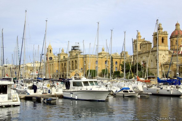 Vittoriosa Fortified City Malta