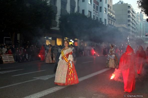 Feria de Falles - Parade (3)