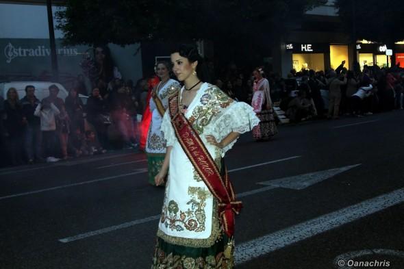 Feria de Falles - Parade (4)