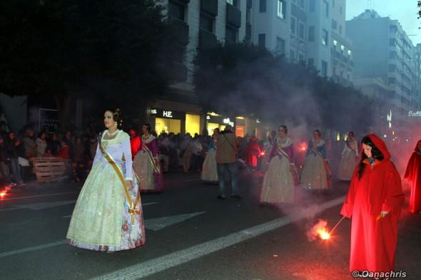 Feria de Falles - Parade (8)