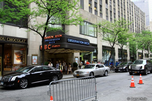 Manhattan - Rockefeller Center Observation Deck
