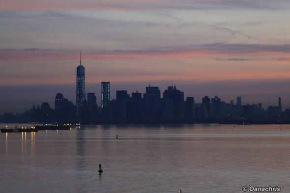 Manhattan skyline (2)