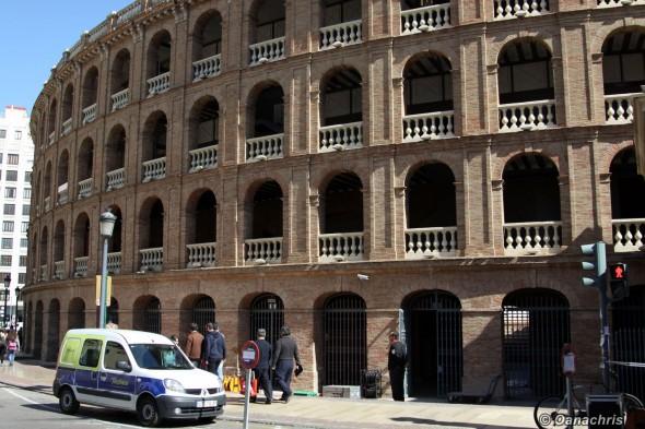Valencia - Bullfight Arena