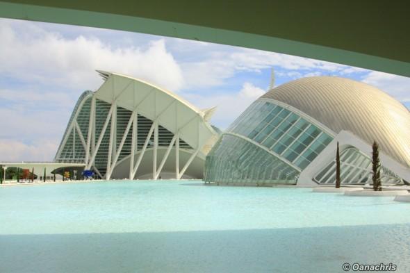 Valencia - Ciudad de las Artes y las Ciencias (1)