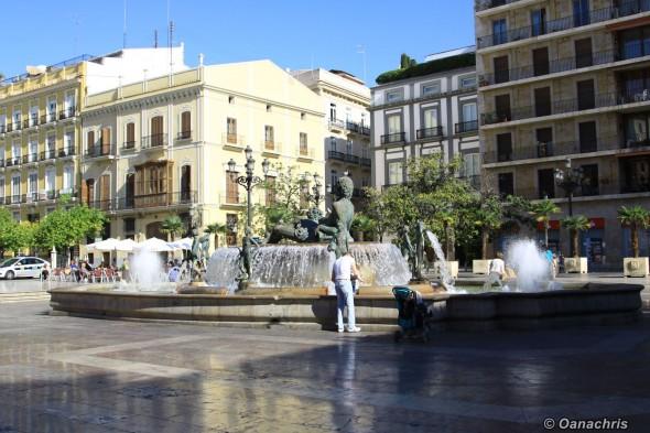 Valencia - Placa de la Reina (1)