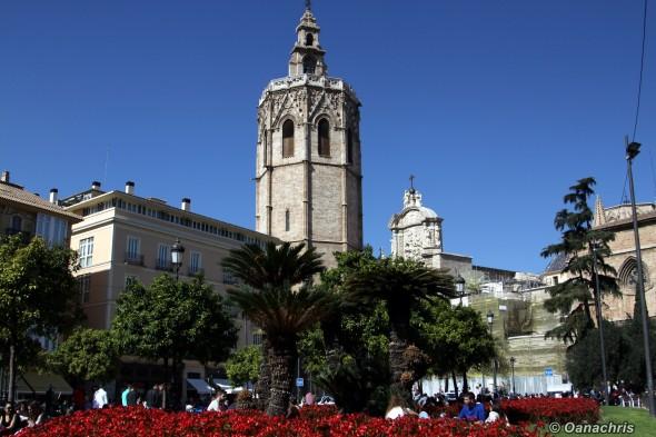 Valencia Placa de la Reina (2)
