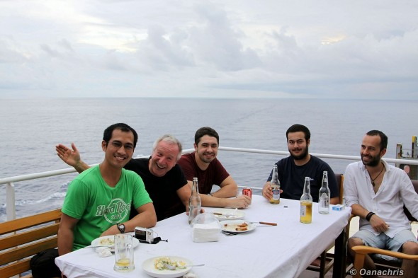 BBQ Party on board HS Beethoven (4)