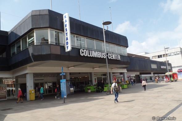 Bremerhaven Columbus Shopping Centre