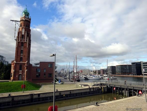 Bremerhaven Old Lighthouse