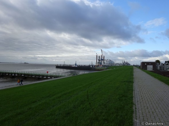 Bremerhaven - Waterfront