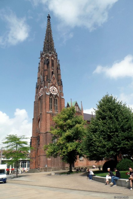 Cathedral Bremerhaven