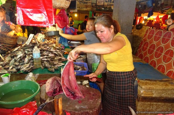 Fish Market Panabo