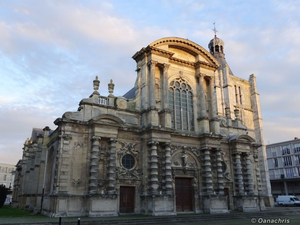 Church of Notre Dame, Le Havre