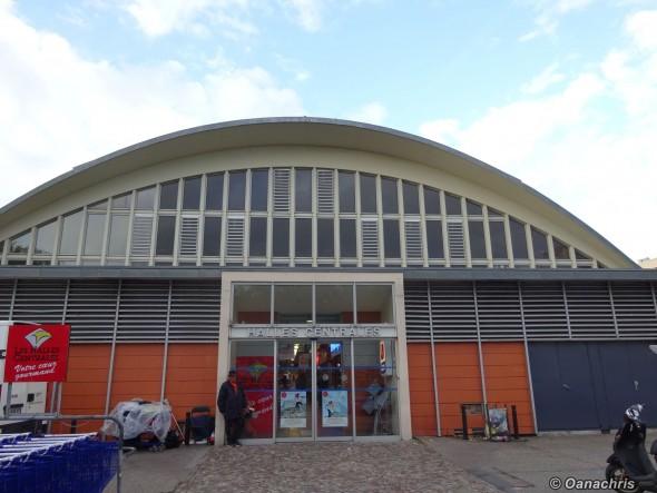 Le Havre Les Halles Centrales