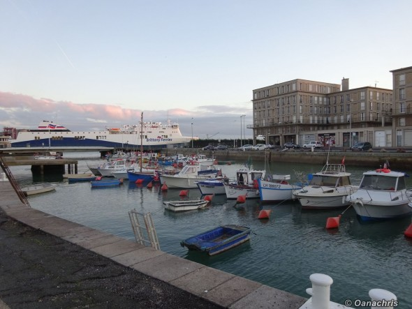 Le Havre Old Port