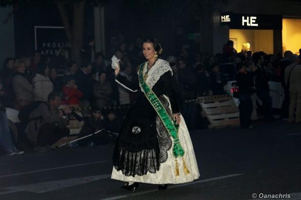Feria de Falles - Parade (6)