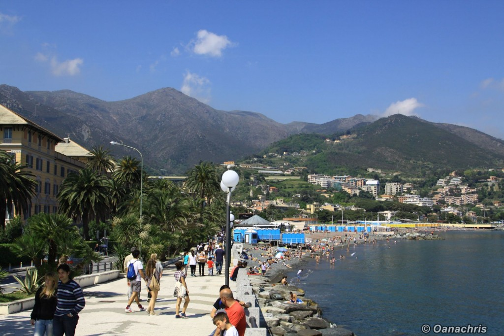 Arenzano, Liguria - Lungomare