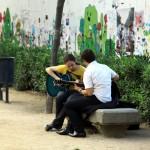 Barcelona Parc de la Ciutadella 2
