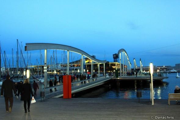 Barcelona Port Vell