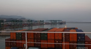 Entering the port of Voltri featured image
