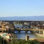 Firenze, View from Piazza Michelangelo Firenze