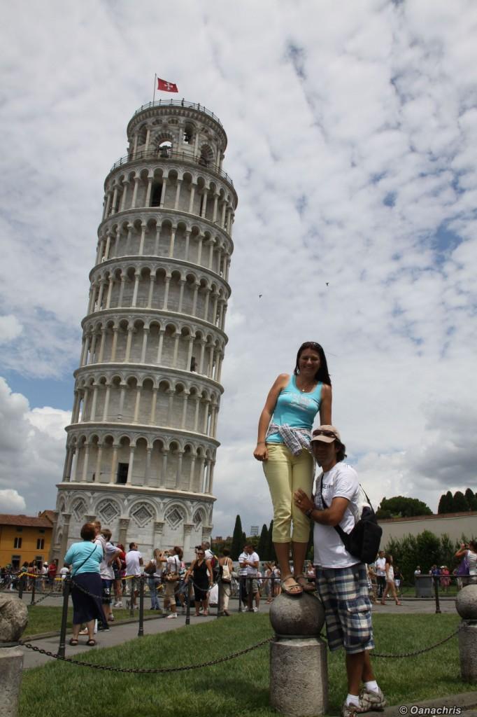 Visiting Pisa