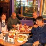 Rotterdam at Get Back Restaurant
