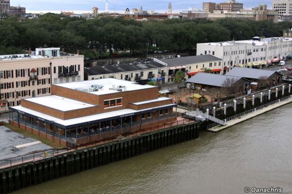 Savannah Riverside Joe's Crab Shack