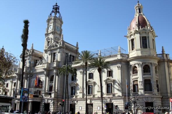 Valencia Plaça del Ayuntamiento