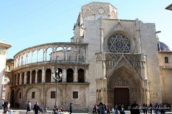 Valencia Santa Iglesia Catedral