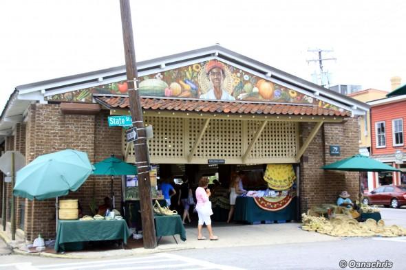 Charleston Street Market