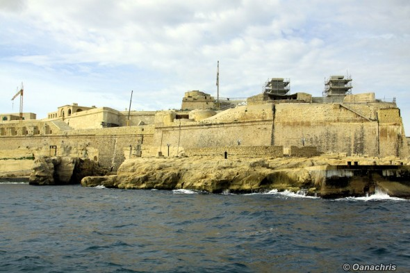 Fort San Telmo, Valetta
