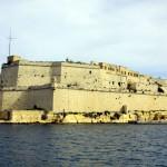 Malta, Fort St. Angello