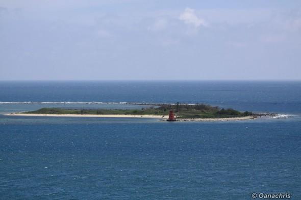 Isla Verde, approaching Veracruz Mexico