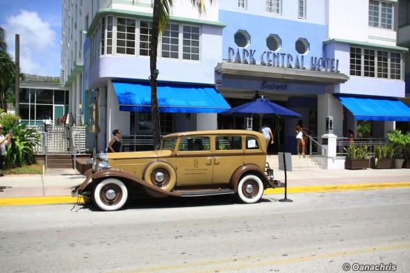 Miami Ocean Drive Boulevard