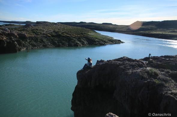 Puerto Deseado - Beautiful lagoon