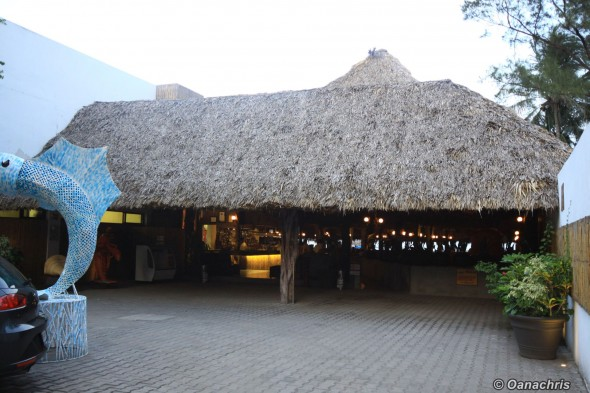 Restaurant Vila Rica Veracruz