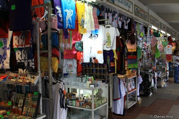 Souvenir shops Veracruz.