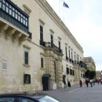 Valetta Palace of Grand Masters