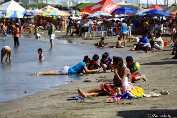 Veracruz Mexico Beach La Bamba