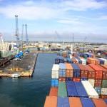 Veracruz Mexico getting alongside