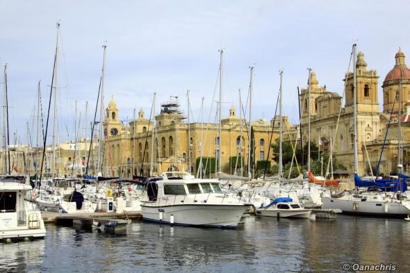 Vittoriosa Fortified City Malta