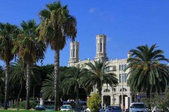 Cagliari Town Hall