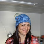 Handmade winter cap