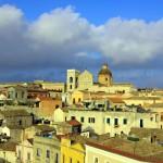 View from Torre del Elefante - Cagliari