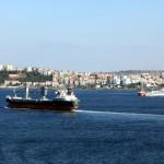 Transiting Dardanelles Strait