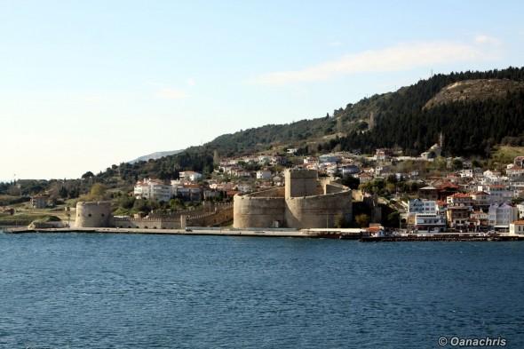 Kilitbahir Fort and town